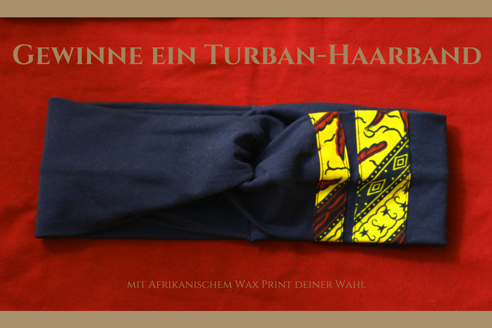 Blog-Launch + Verlosung eines Turban-Haarbandes
